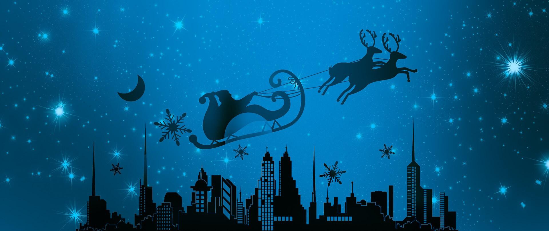 Weihnachten-Banner